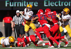 Wildcats beat Devils 42-35, win Pac-12 South