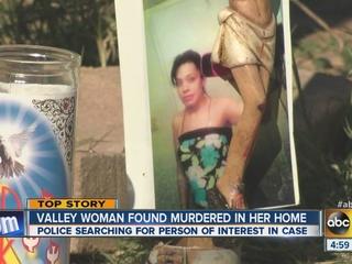 PD: Suspect still sought in girlfriend's murder