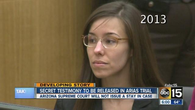 Jodi Arias loses bid to put sentencing retrial on hold - ABC15 Arizona