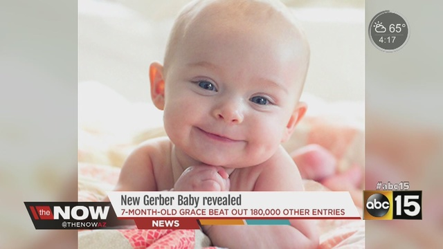 new gerber baby abc15 arizona click for details gerber baby contest ...