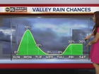 FORECAST: Rain chances returning by tomorrow
