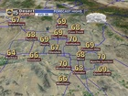 FORECAST: Wet weather on the way for Valley