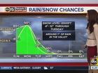 FORECAST: Valley rain chances increasing