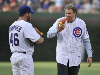 Will Ferrell to play with D-backs
