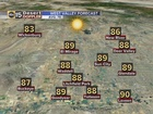FORECAST: The heat is on!