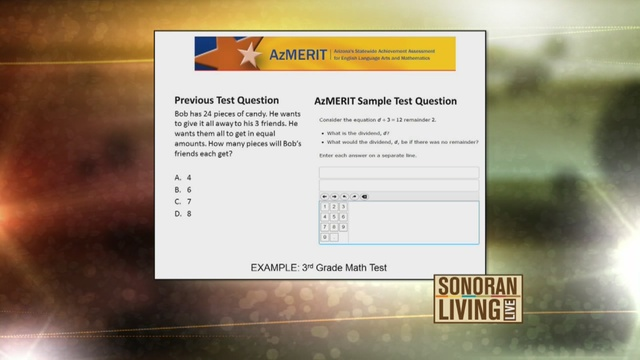 AzMERIT test shows how kids are doing in school - Sonoran Living ...