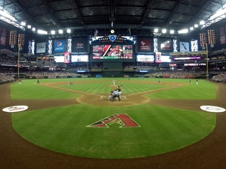 Diamondbacks host Opening Day festivities