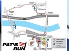 GUIDE: Pat's Run details, route, street closures
