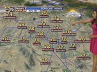 FORECAST: Cloudy, cooler today ahead of warm-up