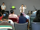 Nepali refugees in Phoenix pray for victims