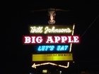 Last Bill Johnson's Big Apple closing Sunday