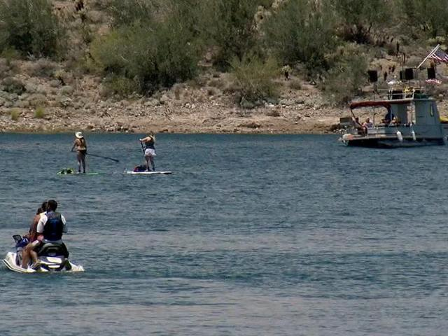 MCSO: Several lakes hit capacity on Sunday