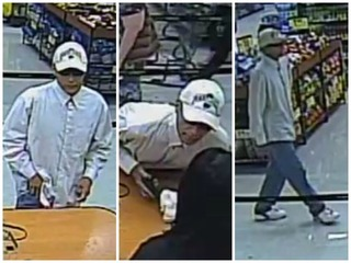 Police look for suspect in 3 Fry's robberies