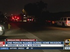 One injured in overnight Phoenix home invasion