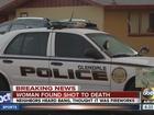 PD: Woman found dead in Glendale alley