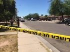 Mesa PD investigating officer-involved shooting