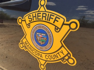MCSO: Man clings to life after running stop sign