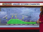 FORECAST: Chance of storms increasing