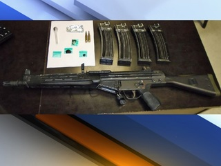 AZ woman caught at border with drugs, weapons