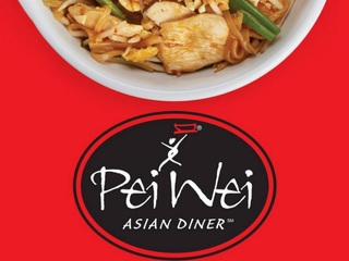 Pei Wei entrees discounted online this week