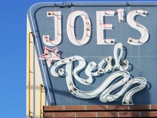 Tasty! Enjoy FREE BBQ at Joe's Real BBQ!