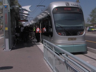 See FREE live plays on the light rail in Phoenix