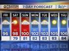 FORECAST: Storm chances continue Friday
