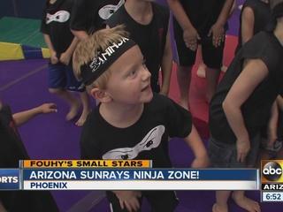 Small Stars: Arizona Sunrays Ninja Zone