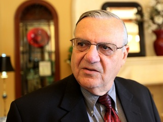 Arpaio announces run for US Senate on Twitter
