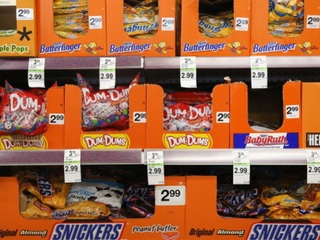 Really? Arizona's favorite Halloween candy is...