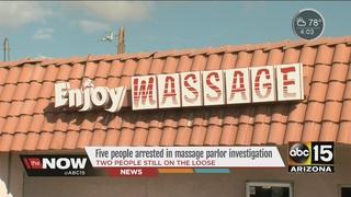 massage parlors phoenix metro area