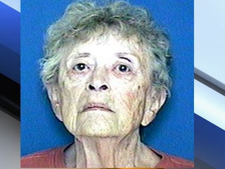 Woman found trapped in car after Silver Alert