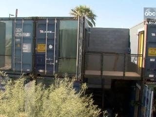 VIDEO TOUR: PHX shipping container homes debut