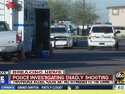 PD: Two people shot, killed in South Phoenix