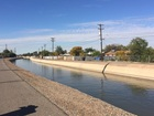 Toddler critical after falling into PHX canal