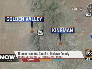 Human remains found in northwestern Arizona