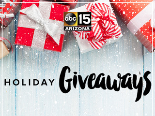 Holiday Giveaways: Enter to win a prize each day