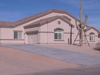 Neighbors protest sex offender home in Mesa