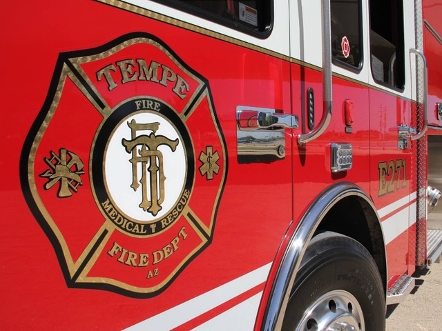 Tempe FD: Person stabbed in throat on city bus