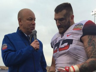 UA's Scooby Wright taken by Browns