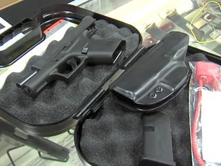 Bill advances for tax credit for concealed carry