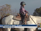 Small Stars: Addison Valley and her horse Puff