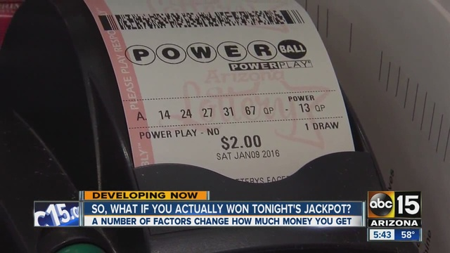 Powerball has made 67 millionaires since November