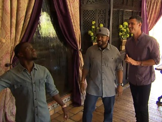 Ice Cube, Kevin Hart dating tips on The Bachelor