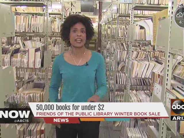 score 50 000 books for under 2 during friends of the