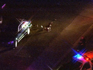 PD: Mom, child struck by hit-and-run driver