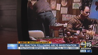 County Attorney defends Babeu after ABC15 report