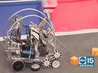 High School robotics club