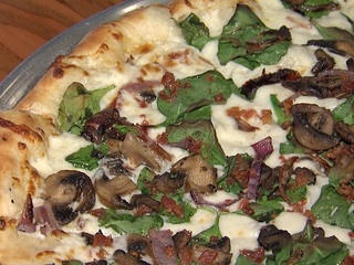 Yum! 50 percent off entire menu at zpizza