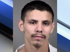 Mesa man dodges bullets while chasing suspects